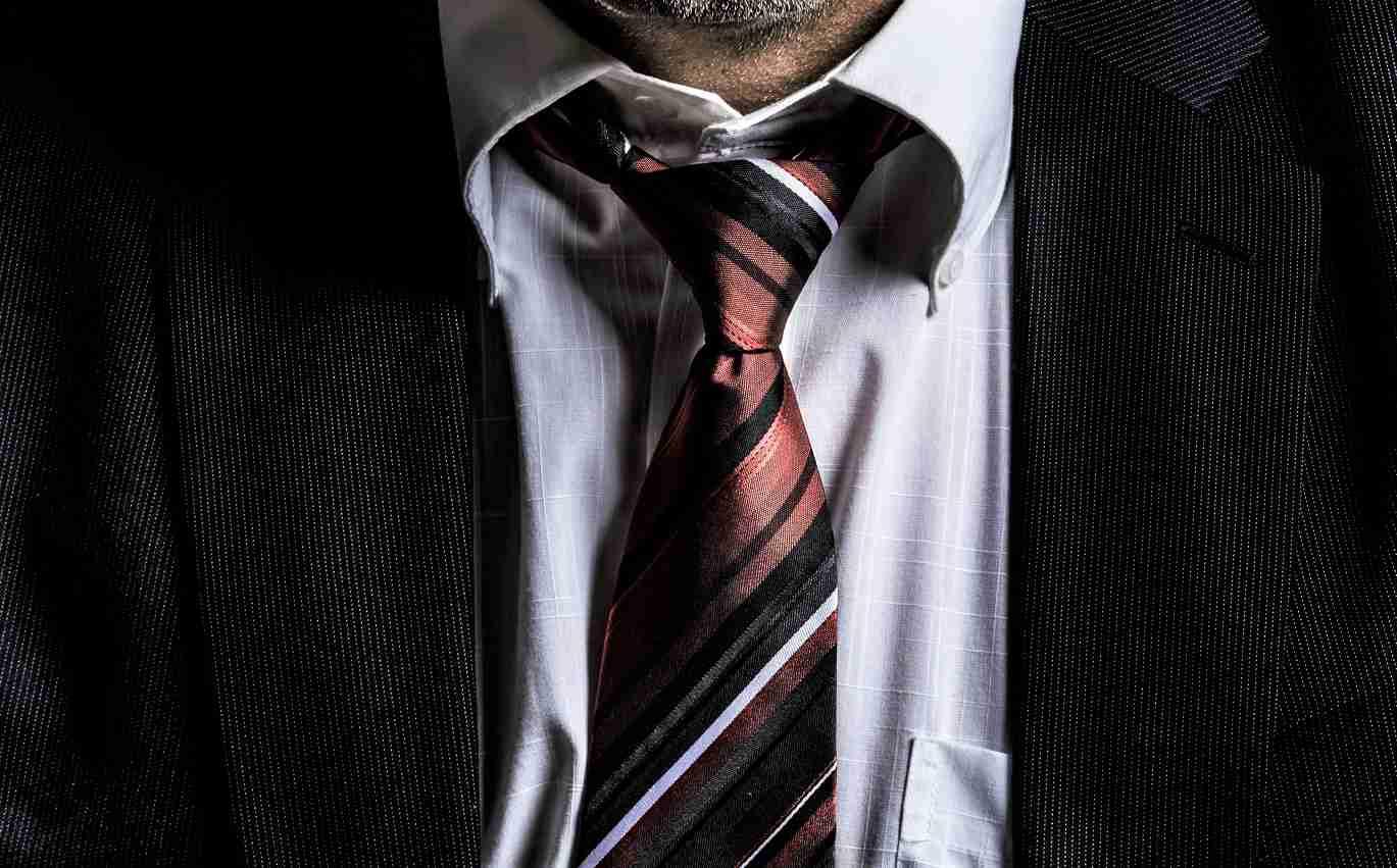 Brown tie - gurusway.com