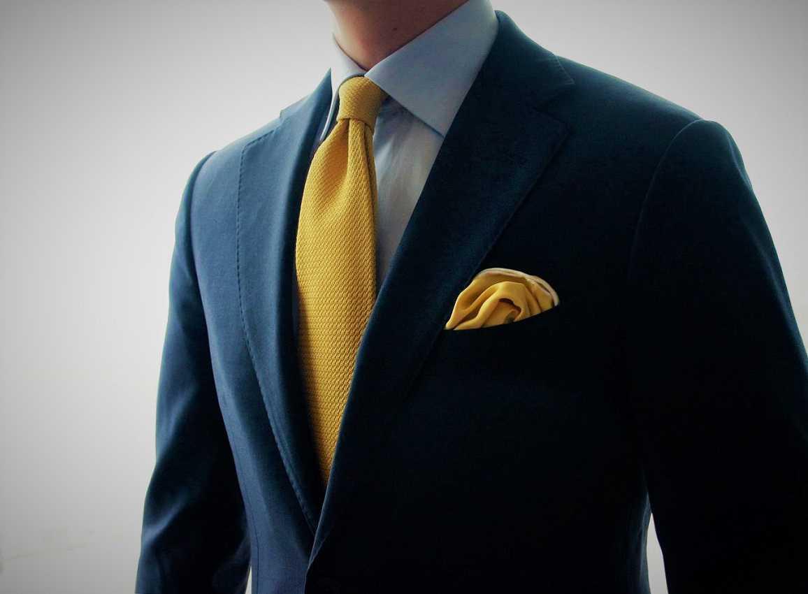 Yellow tie - gurusway.com