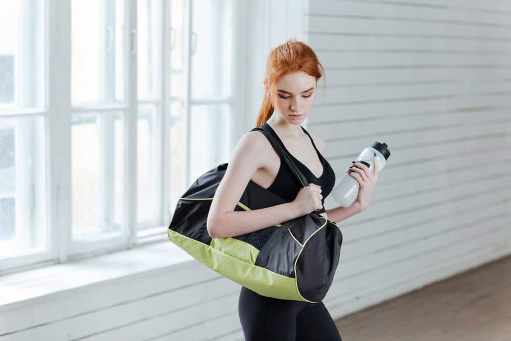 10 Most Stylish Gym Bags For Women Gurusway